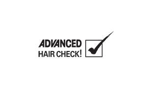 Advanced Hair check