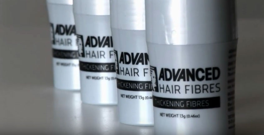 Conceal Hair Loss Bald Spots & Thinning Hair in Just Seconds Advanced Hair Magic