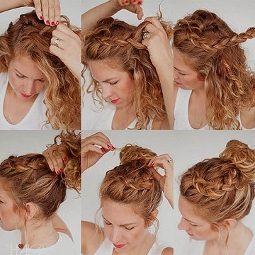 Easy Hairstyles for this Monsoon Season !