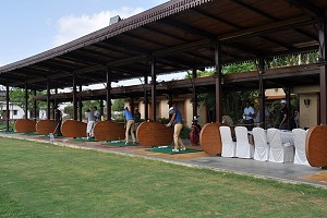Gulmohar Greens Club