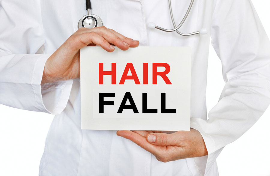 IS YOUR HAIR FALL NORMAL? EXPERTS TALK