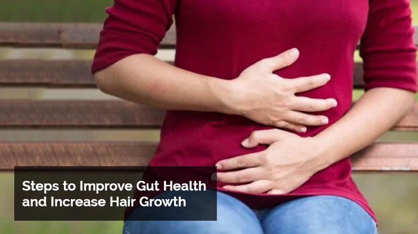 Can an unhealthy gut be the reason behind your Hair Loss