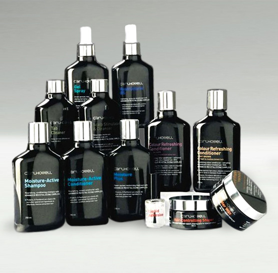 Hair care products and hair regrowth products by Carl Howell