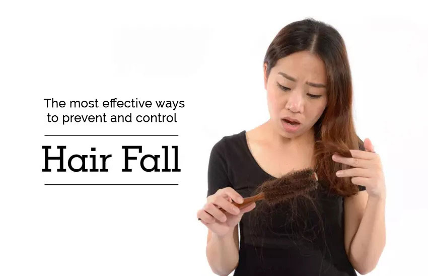 Hair Fall Count Exceeded 100 a day Here's What You Should Do