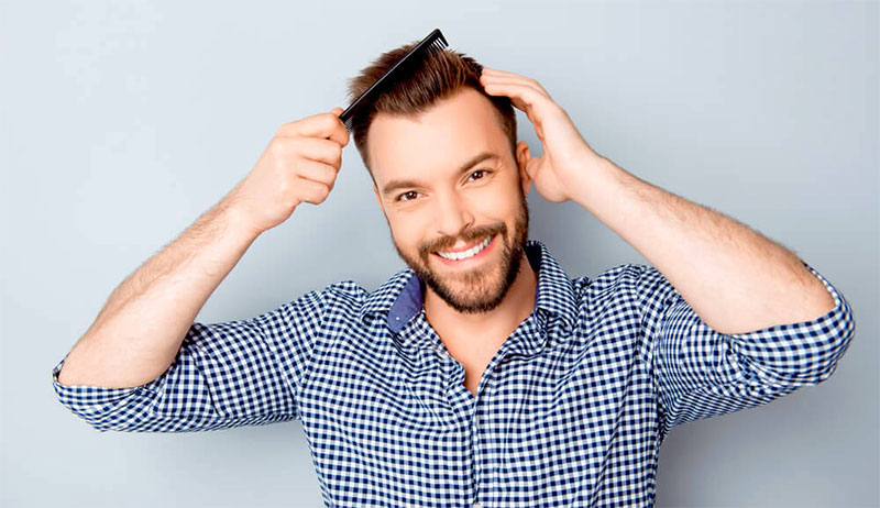 TIPS TO SAFEGUARD YOUR HAIR FROM THINNING