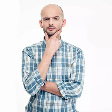 THE MOST EXPERIENCED CONDITIONS THAT CAUSES HAIR LOSS IN MEN