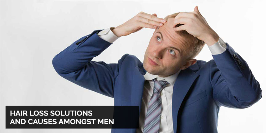 Hair Regrowth for Men - The Safest Hair Replacement Option for Men