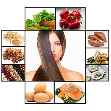 9 Top Vital Nutrients for Hair Growth