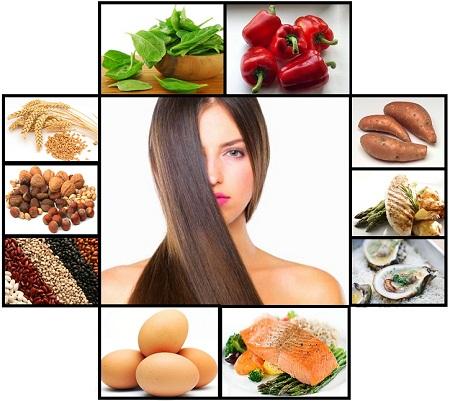 9 Top Vital Nutrients for Hair Growth