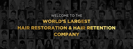 Worlds Largest Hair Restoration & Hair Retention Company