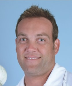 Jacques Kallis after hair restoration treatment