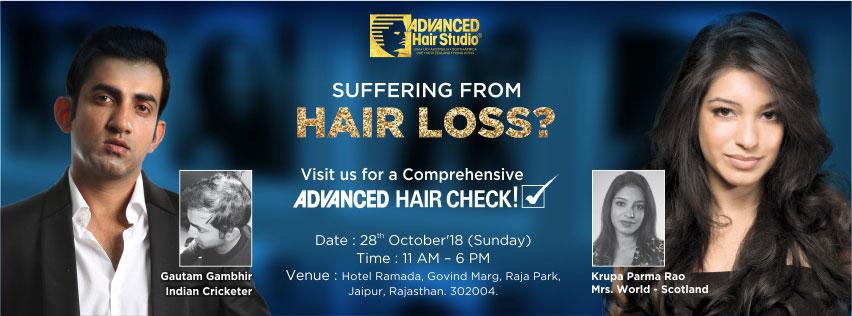 Jaipur hair check event