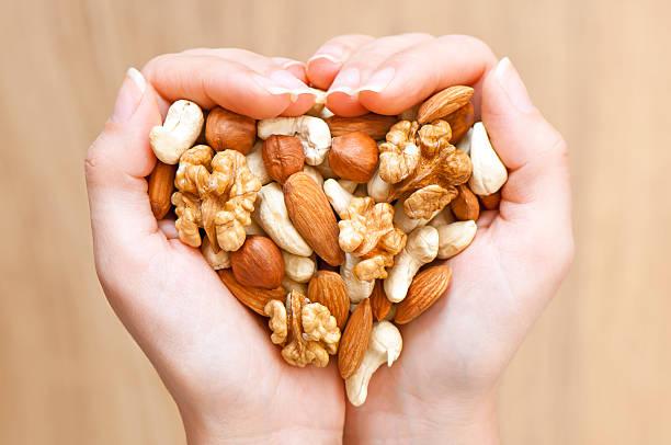 Nuts mixture
