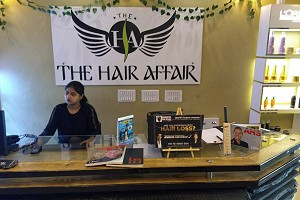 The Hair Affair event