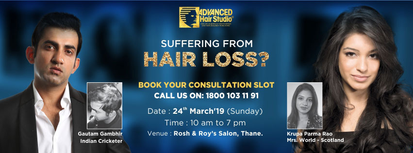 Rosh & Roys Salon Thane