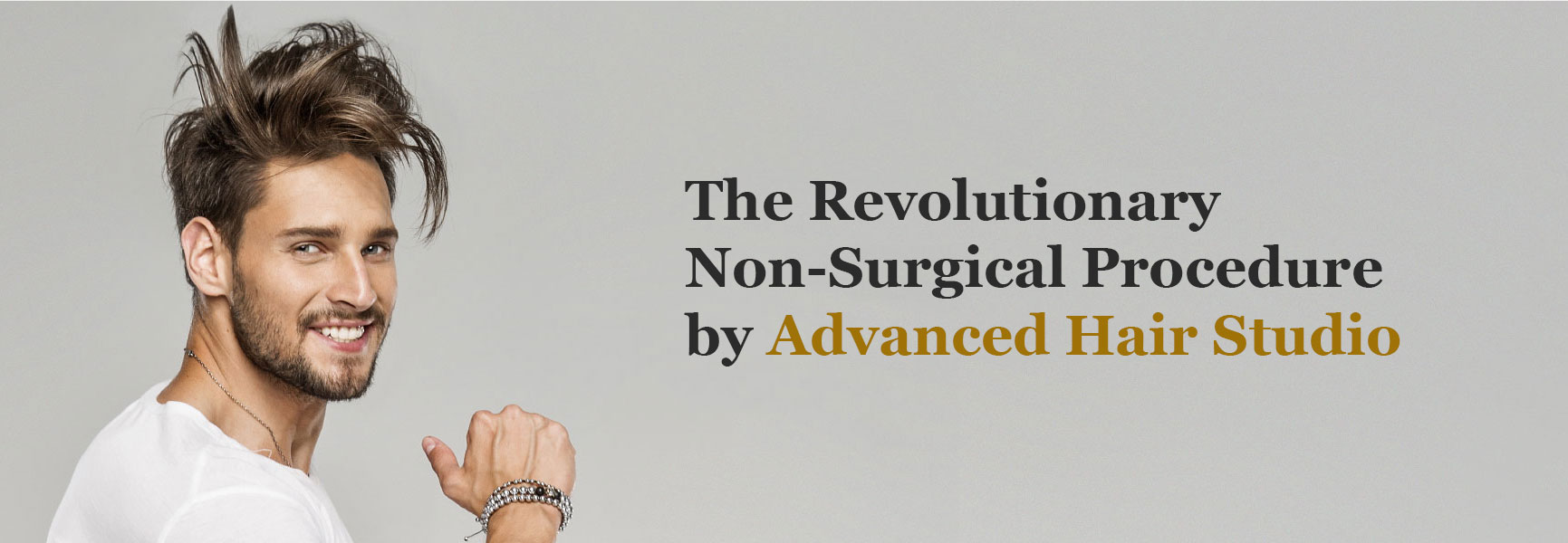 How Advanced Hair Studio has Revolutionised the Non-surgical Procedures market against Traditional options like wigs, weaving or a hair patch