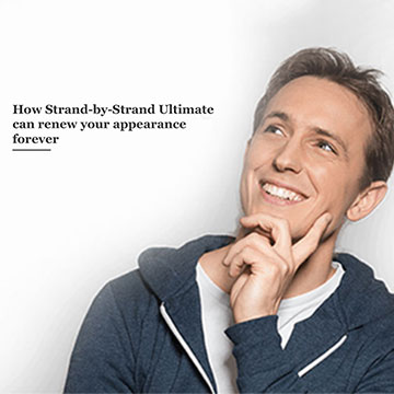 How Strand by Strand Ultimate hair Replacement Procedure can Transform your Appearance Forever  Advanced Hair Studio