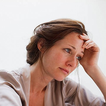 Anxiety and Stress leads to hair loss