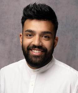Tariq Khan - After Hair Replacement