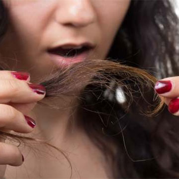 Split Ends are Weakening your Hair Strands Find out Ways to Protect Your Hair