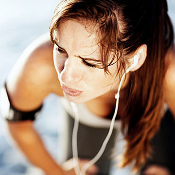 Can Working Out Be The Cause Of Your Hair Fall ?